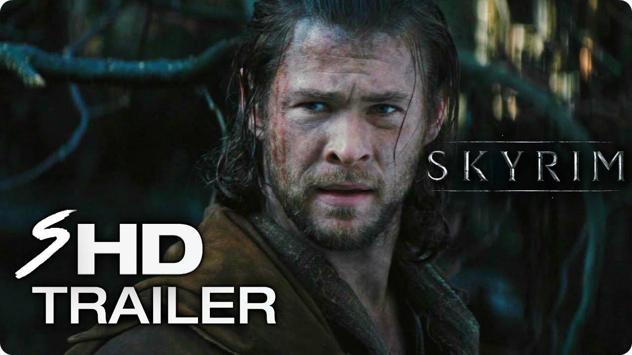SKYRIM (2019) Movie Teaser Trailer Concept – Chris Hemsworth Live Action Elder Scrolls (Fan Made)