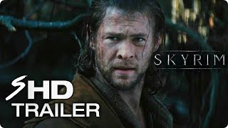 SKYRIM (2019) Movie Teaser Trailer Concept – Chris Hemsworth Live Action Elder Scrolls (Fan Made)