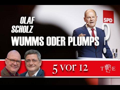 """""""5 vor 12"""": Kanzlerkandidat ohne Siegchance: Warum Olaf Scholz Mitleid verdient"""
