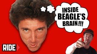 Inside Beagle's Brain - S.u.c Davis Kickflip - Baker Skateboards