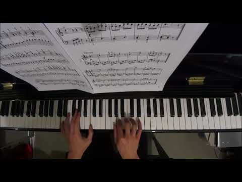 HKSMF 70th Piano 2018 Class 100 Grade 1 Diabelli Piano Piece Op.125 No.6 by Alan 校際音樂節