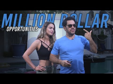 Ep Spotting Million Dollar Opportunities And The Ideal First Business