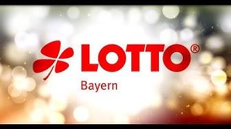 Das ist LOTTO Bayern!