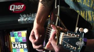 Colin James - Shed a Little Light (Live on Q107)