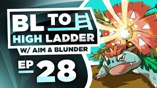 Download MEGA VENUSAUR'S FINALE! BL TO HIGH LADDER #28 Mp3