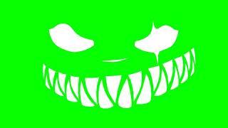Футаж лица монстра для Fragmovie | Edit
