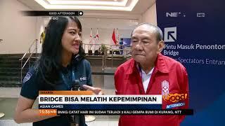 Pengalaman Bambang Hartono Atlet Bridge Indonesia Yang Berlaga Di Asian Games 2018