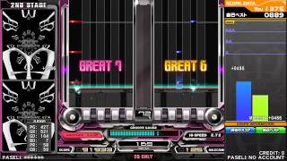 beatmaniaIIDX『灼熱Pt.2 Long Train Running DP ANOTHER』