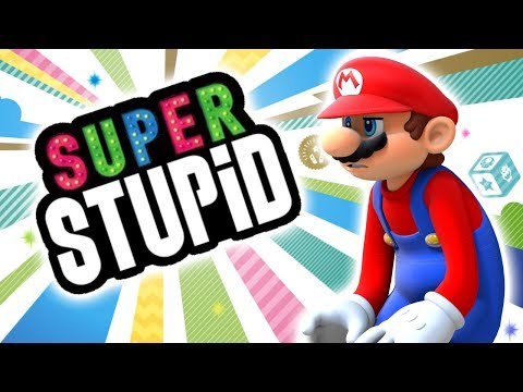 Super Mario Party - Mario loses because he is RARTED