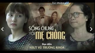 Hạnh Phúc Mong Manh - Khánh Linh    Nhạc Phim Sống chung với Mẹ Chồng [KARAOKE]
