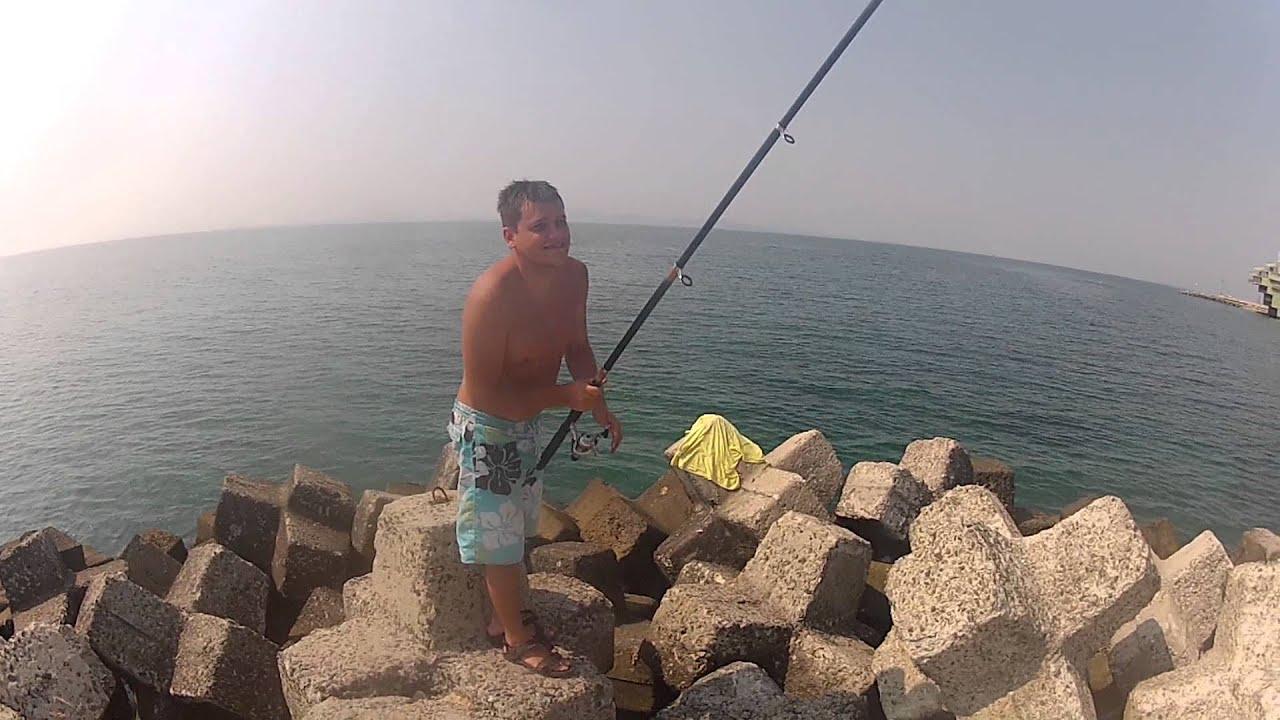 болгарские рыбаки