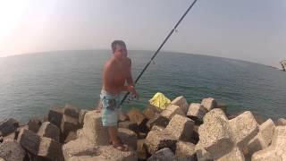 Fishing in Bulgaria / Рыбалка в Болгарии(Небольшая рыбалка в Болгарии во время отпуска в 2012 году., 2013-06-23T08:46:42.000Z)