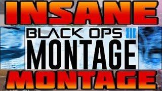INSANE BO3 SNIPER MONTAGE!