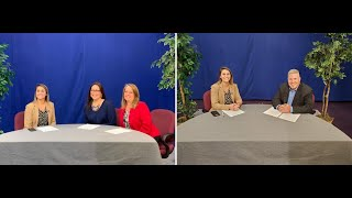 Labor Vision TV Women At Work Part 2, Coalition Of Labor Union Women, AAUP With Jay Walsh
