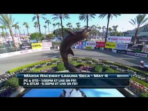 2014 Long Beach Post Race Show