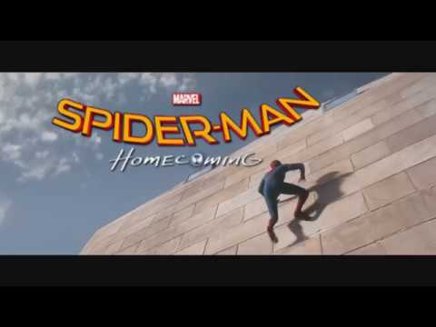 SPIDER-MAN: HOMECOMING Intro (1977 Style!)