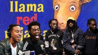 Ludacris, Migos, Desiigner, Camila Cabello + more! Ultimate Llama Llama Red Pajama Compilation