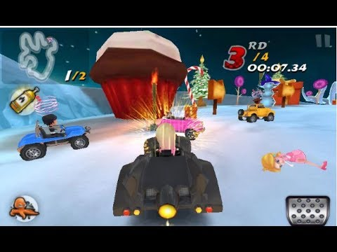 kart racer 3d cartoon games for kids video free car games to play n