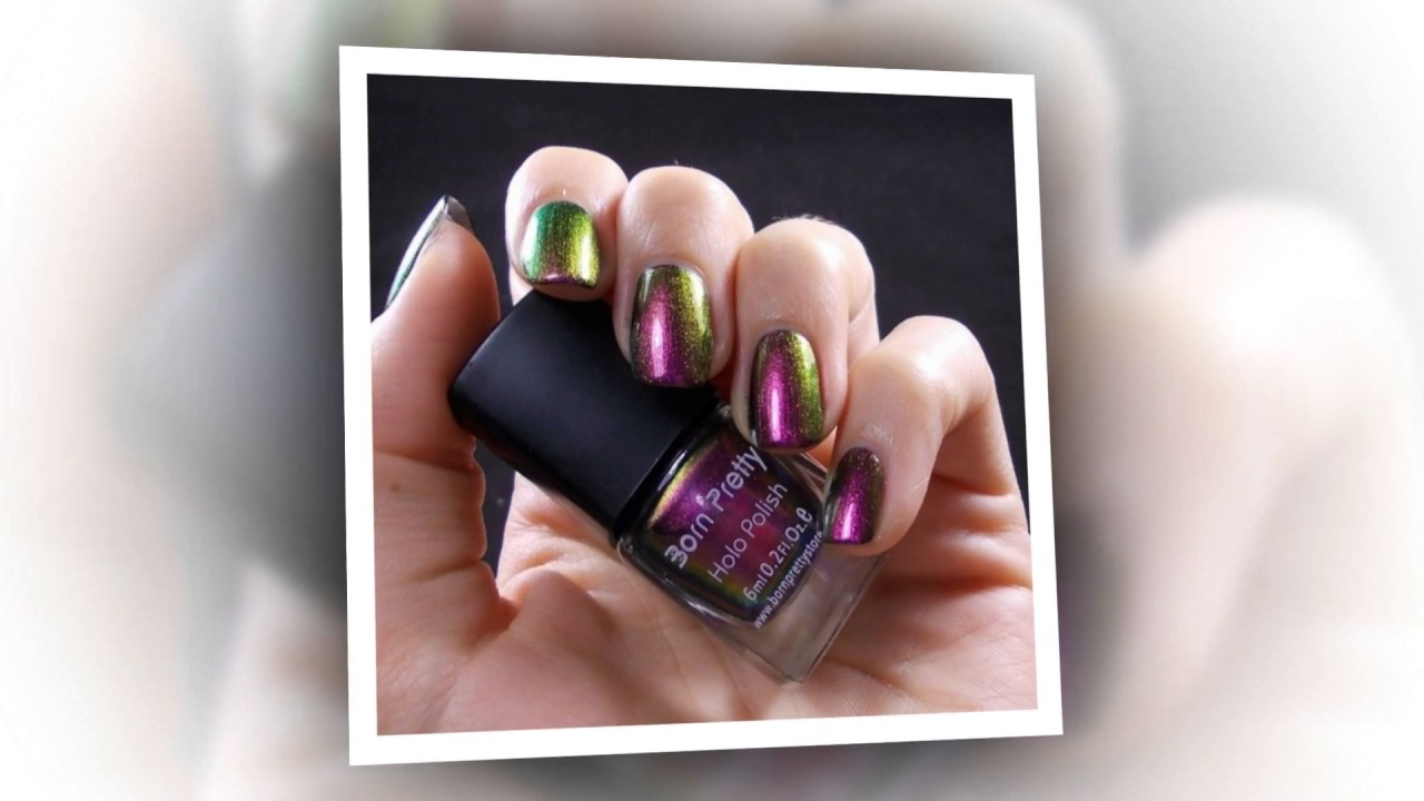 Revlon Chameleon Nail Polish   Chameleon Black Polish   Varnish DIY ...