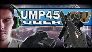 Contract Wars - UMP45 Uber NEW (Facecam&Commentary)