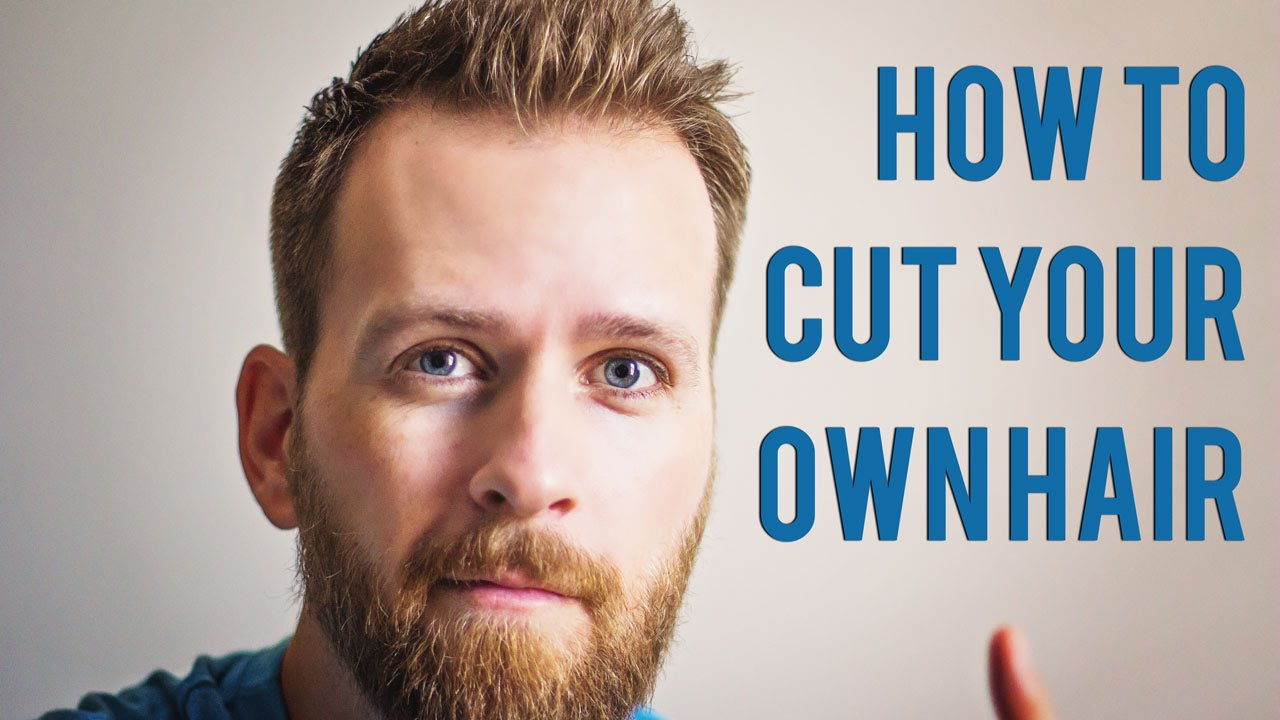 How To Cut Your Own Hair And Beard - A Kind of Tutorial - Vlog #12