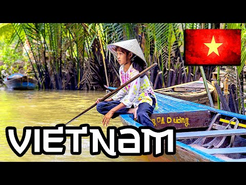 Vietnam • Ho Chi Minh City (Saigon), Delta Mekong, Cu Chi Tunnels • Top things to See and Do 2017