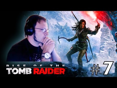 Aaron Plays Rise of the Tomb Raider #7 SEEING WOOD MORE CLEARLY
