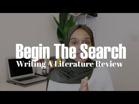 How To Search For Research Papers | LITERATURE REVIEW MADE E