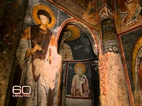 The Orthodox Christian Church's Patriarch Bartholomew