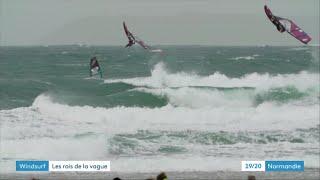 Championnats De France De Windsurf Dans Le Cotentin