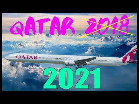 Qatar Airways New Boarding Music 2018 | LONG VERSION