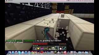 Raiding a Super RICH OP Kid in Minecraft