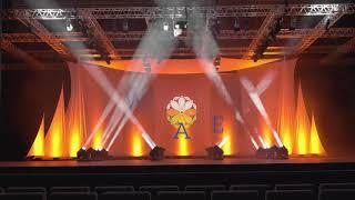 Watch OCEC's Spectacular AV Setup
