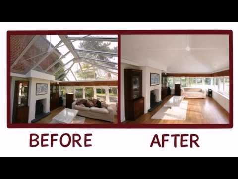 Conservatory Ceilings and Replacement Conservatory Roofs by Sun-Room