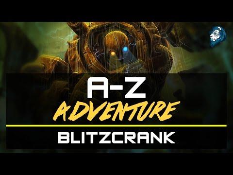 Is BLITZCRANK Useless? - A-Z Adventure - Episode 12