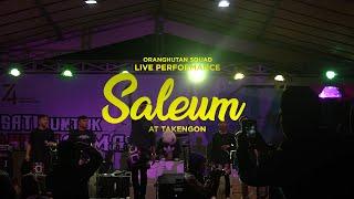 ORANGHUTAN SQUAD - SALEUM Live Performance @ Takengon