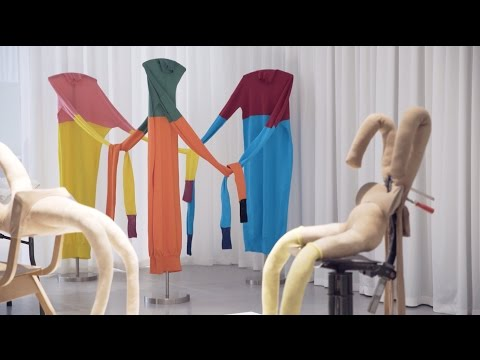 Designer Jonathon Anderson Reveals His First Exhibition at the Hepworth Gallery | MATCHESFASHION.COM