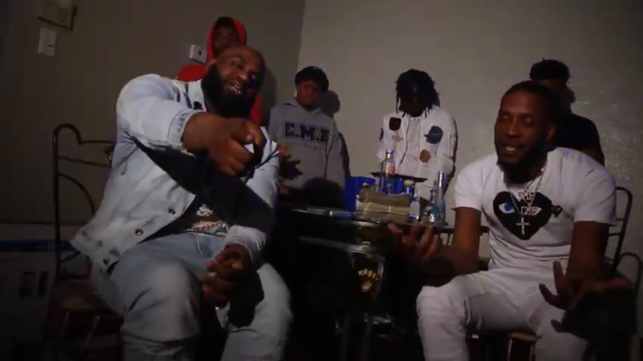 Dro Guapo x Duck Dolla - Sumn 2 Prove freestyle (official video)