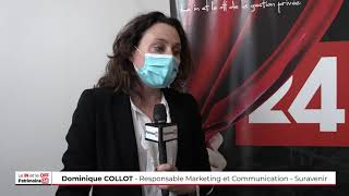 Interview de Dominique COLLOT, Responsable Marketing et Communication de Suravenir