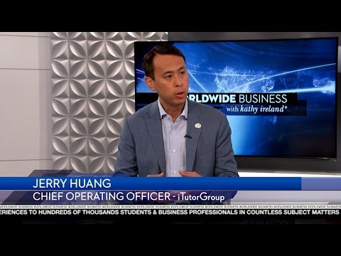 Jerry Huang on Worldwide Business with Kathy Ireland