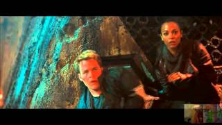 Star Trek Into Darkness - Khan Attacks and Obliterates Klingons