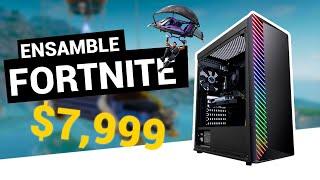 Ensamble Gamer Fortnite - ENSAMBLE ECONÓMICO PARA JUGAR FORTNITE A MÁS DE 60FPS