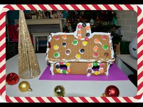 ❄ Vlogmas Ден 4: Коледна медена къщичка ❄