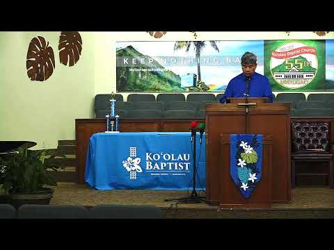 Koolau Baptist Academy Awards Ceremony 2020