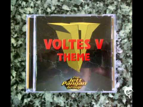 Voltes V Theme - Jett Pangan HQ