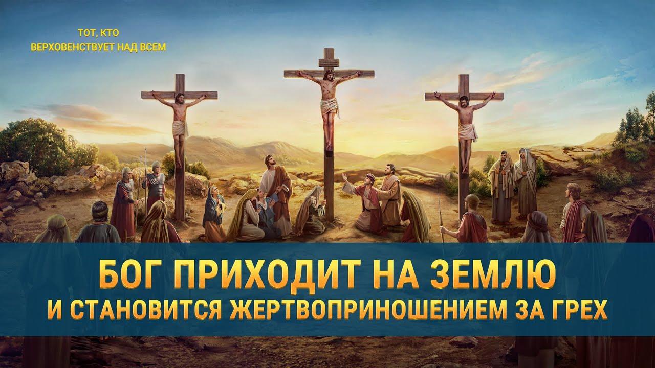 Иисус фильм | «Бог приходит на землю и становится жертвоприношением за грех»