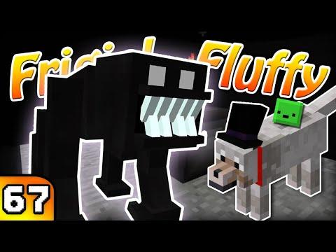 FRIGIEL & FLUFFY : La dimension ténébreuse | Minecraft - S7 Ep.67