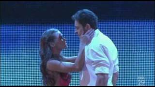 Ashleigh & Ryan on a Travis Wall Contemporary - Sytycd 6 Finale