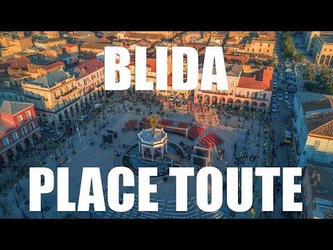 Place 1er Novembre Blida - Skycam Algeria