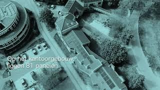 Raamwerk  Noordwijkerhout zonnepanelen